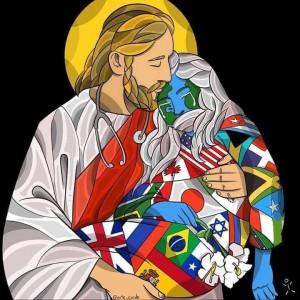 világ népei imádkozzatok
