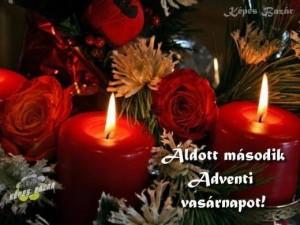 Advent 2. vasárnap